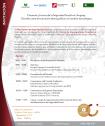 invitación presentación trabajo monografico